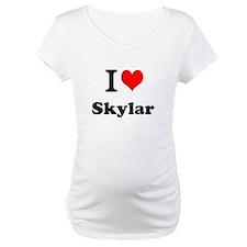 I Love Skylar Shirt