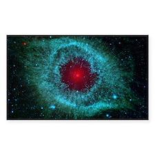 Helix Nebula Rectangle Decal