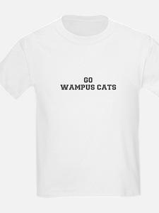 WAMPUS CATS-Fre gray T-Shirt
