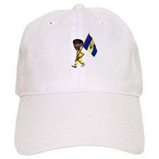 Barbados Boy Baseball Cap
