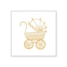 BABY CARRIAGE Sticker