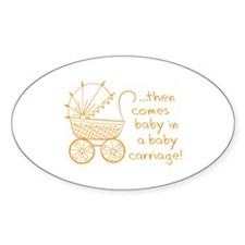 Baby Carriage! Decal