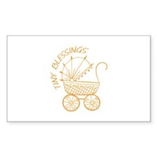 Tiny Blessings Decal