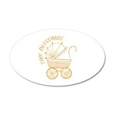 Tiny Blessings Wall Decal