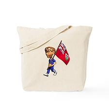 Bermuda Boy Tote Bag