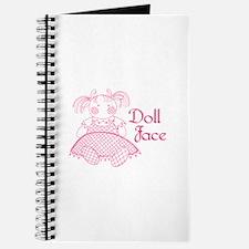 Doll Face Journal