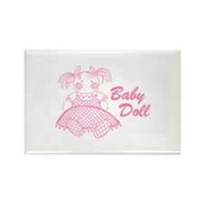 Baby Doll Magnets