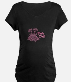Baby Doll Maternity T-Shirt