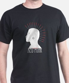 AcuPUNK Mohawk Colored T-Shirt