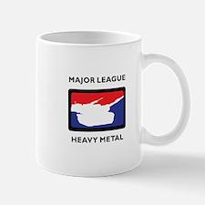 MAJOR LEAGUE HEAVY METAL Mugs