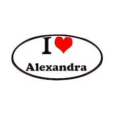 I Love Alexandra Patch