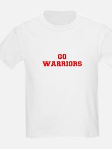 WARRIORS-Fre red T-Shirt