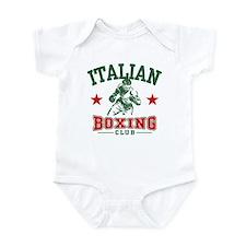 Italian Boxing Infant Bodysuit
