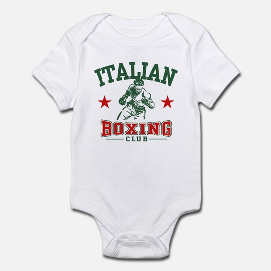Italian Boxing Infant Bodysuit