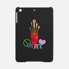 PEACE LOVE ART iPad Mini Case