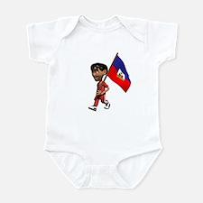 Haiti Boy Infant Bodysuit