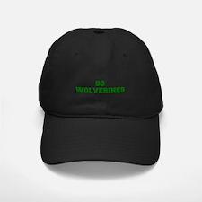 Wolverines-Fre dgreen Baseball Hat