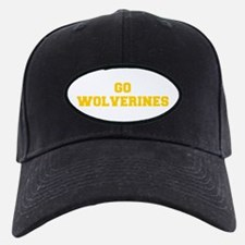 Wolverines-Fre yellow gold Baseball Hat