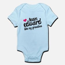 Unique Twilight team edward Infant Bodysuit