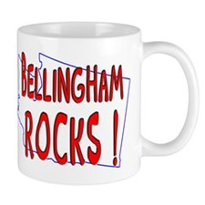 Bellingham Rocks ! Mug