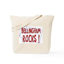 Bellingham Rocks ! Tote Bag