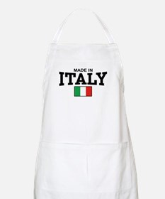 Made In Italy BBQ Apron