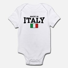 Made In Italy Infant Bodysuit