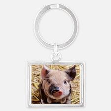 sweet piglet Keychains