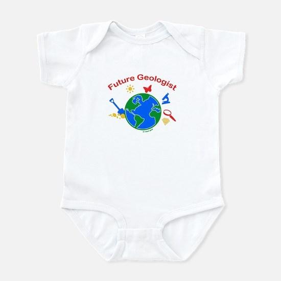 Future Geologist Infant Bodysuit