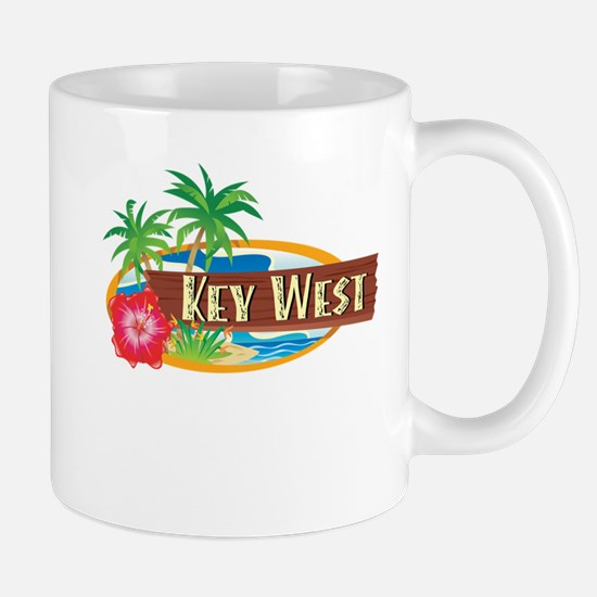Tropical Key West - Mug