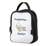 Fueled by Garlic Neoprene Lunch Bag