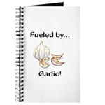 Fueled by Garlic Journal