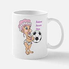 Future Soccer Star Mug