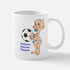 Future Soccer Player Mug
