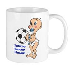 Future Soccer Player Mug