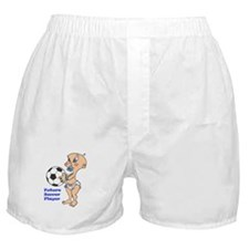 Future Soccer Player Boxer Shorts