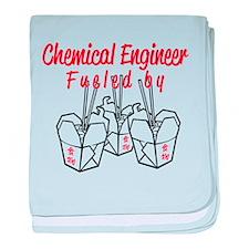 Chemical Engineer baby blanket