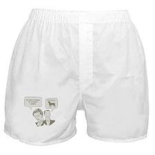 Entlebucher Sennenhund Boxer Shorts