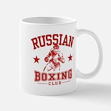 Russian Boxing Mug