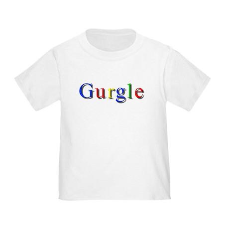Gurgle Toddler T-Shirt