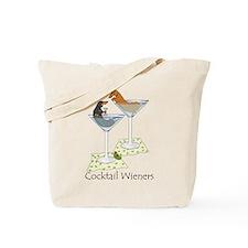 Cocktail Wieners (duo) Tote Bag