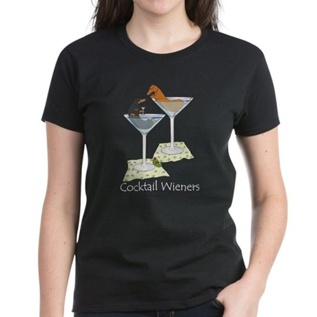 Cocktail Wieners (duo) Women's Dark T-Shirt