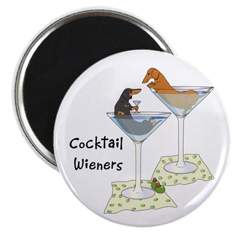Cocktail Wieners (duo) Magnet
