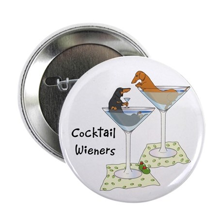 Cocktail Wieners (duo) Button