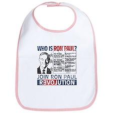 Who is Ron Paul? 'Vintage' Bib