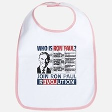 Who is Ron Paul? 'Vintage' Bib