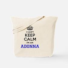 Cute Adonna Tote Bag