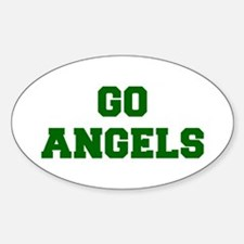 angels-Fre dgreen Decal