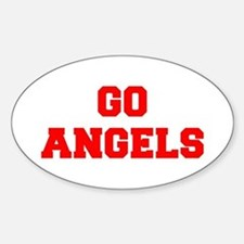ANGELS-Fre red Decal
