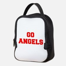 ANGELS-Fre red Neoprene Lunch Bag